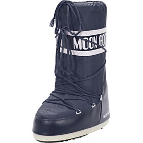 Moon Boot Nylon Stiefel denim blue
